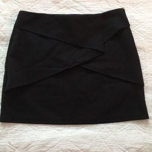 Zara Envelope Mini Skirt